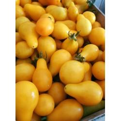 Tomates poires jaunes